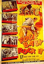 Rock Baby Rock It starring Kay Wheeler